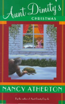 Aunt Dimity's Christmas Book cover