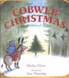 Cobweb Christmas Book cover