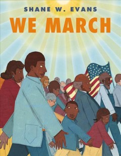 We march Book cover