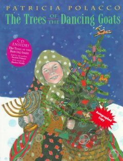 The trees of the dancing goats Book cover