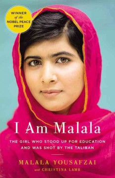 I am Malala : the girl who stood up for education and was shot by the Taliban Book cover