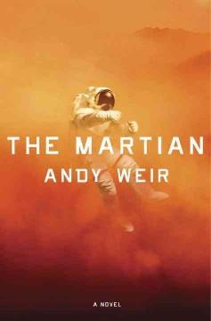 The Martian : a novel Book cover