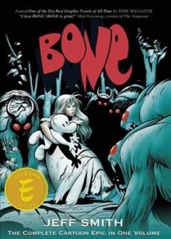 Bone Book cover