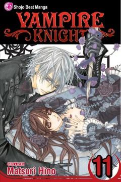 Vampire knight Book cover