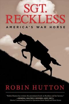 Sgt. Reckless : America's war horse Book cover