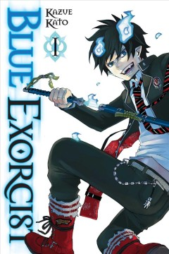 Blue exorcist Book cover