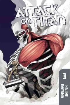 Attack on Titan. Book cover