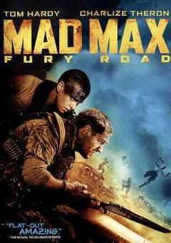Mad Max : fury road Book cover