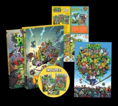 Plants vs. zombies Book cover