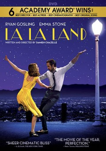 La La Land Book cover