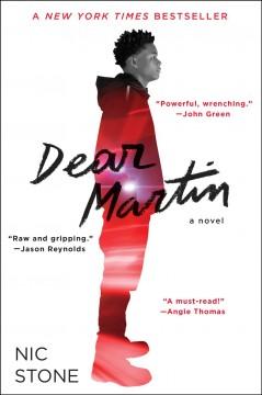 Dear Martin Book cover
