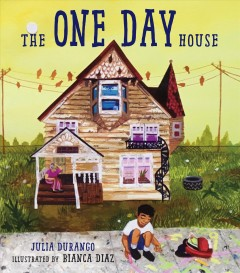 The one day house Book cover