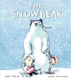 The Snowbear Book cover