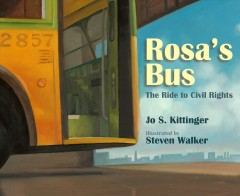 Rosa's bus Book cover