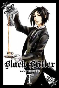 Black butler Book cover