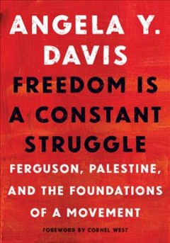 Freedom is a constant struggle : Ferguson, Palestine, and the foundations of a movement Book cover