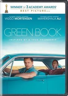 Green book Book cover