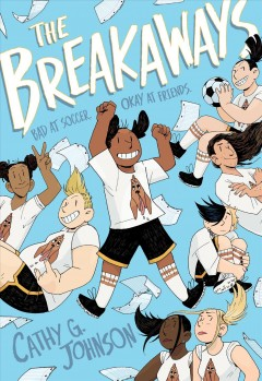The breakaways Book cover