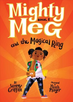 Mighty Meg and the magical ring Book cover