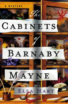 The cabinets of Barnaby Mayne Book cover