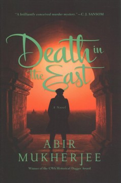 Death in the east : a novel Book cover