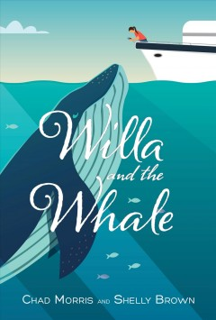 Willa and the whale Book cover