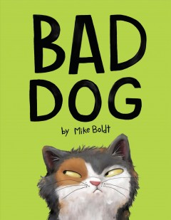 Bad dog Book cover
