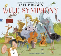 Wild symphony Book cover