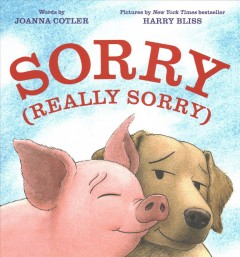 Sorry (really sorry) Book cover