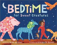 Bedtime for sweet creatures Book cover