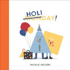 Holiday! Book cover