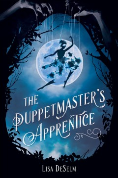 The puppetmaster's apprentice Book cover