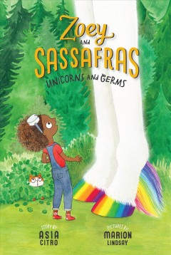 Unicorns and germs Book cover