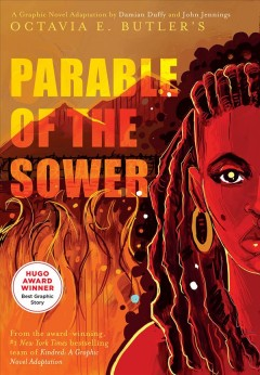 Octavia E. Butler's Parable of the sower Book cover