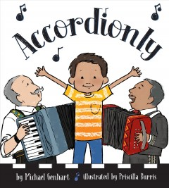 Accordionly : Abuelo and Opa make music Book cover