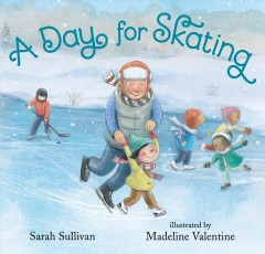 A day for skating Book cover