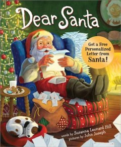 Dear Santa : for everyone who believes in the magic of Christmas Book cover