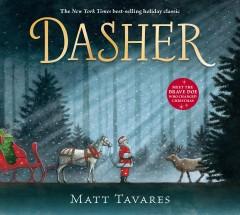 Dasher Book cover