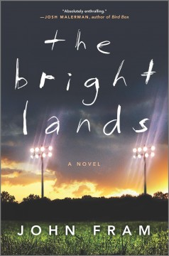 The bright lands : a novel Book cover