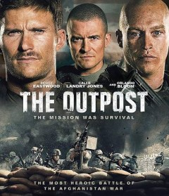 The outpost Book cover