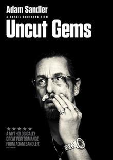 Uncut gems Book cover