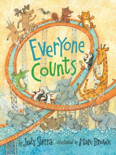 Everyone counts Book cover