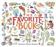 The favorite book Book cover