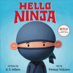 Hello ninja Book cover
