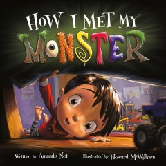 How I met my monster Book cover