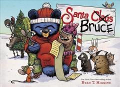 Santa Bruce Book cover