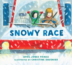 Snowy race Book cover