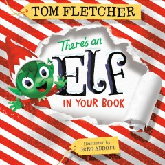 There's an elf in your book Book cover