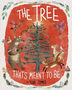 The tree that's meant to be Book cover