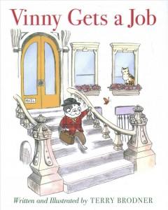 Vinny gets a job Book cover